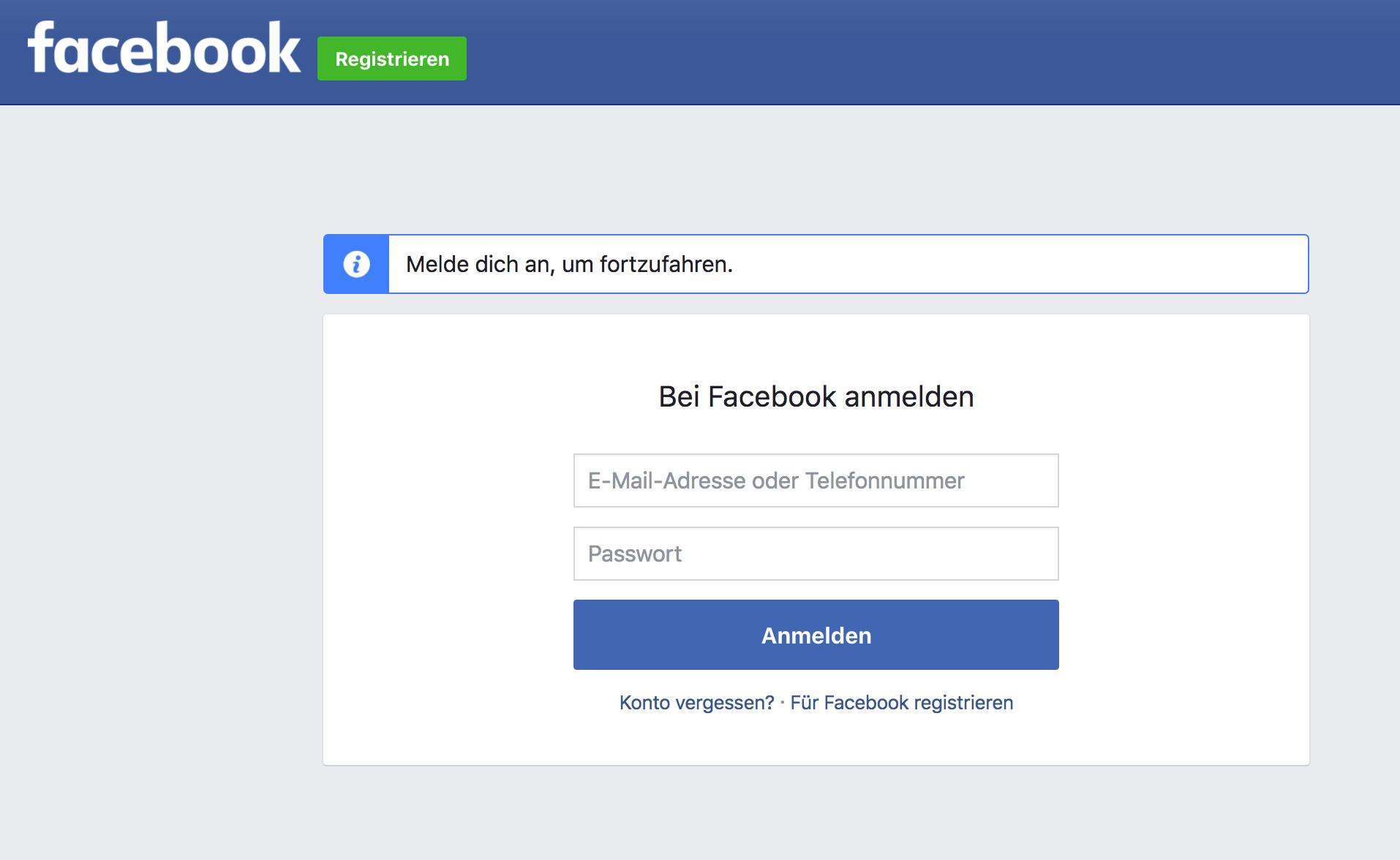e mail adresse bei facebook löschen